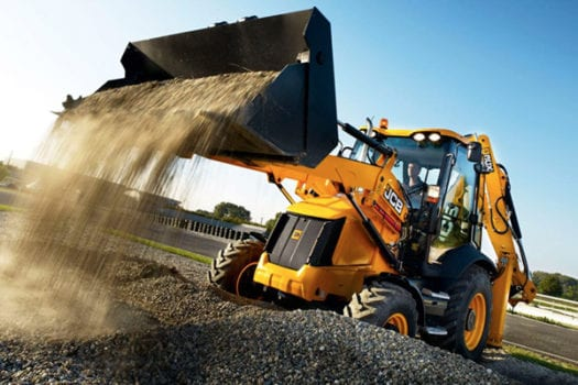 3CX Backhoe Loader - Hunter JCB | Excavators, Backhoes