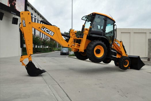 JCB 3CX Backhoe Loader 4