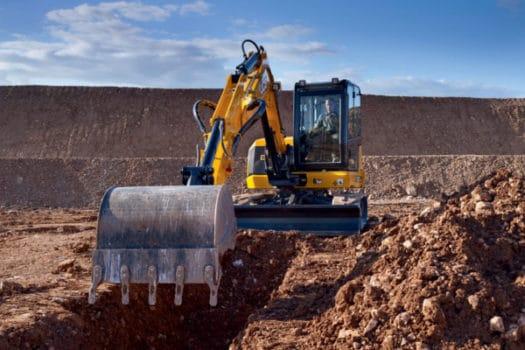 JCB 90Z-1 Mini Excavator 2