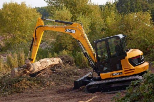 JCB 90Z-1 Mini Excavator 4