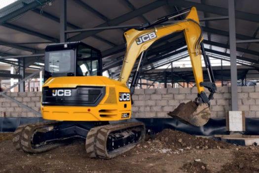 JCB 90Z-1 Mini Excavator
