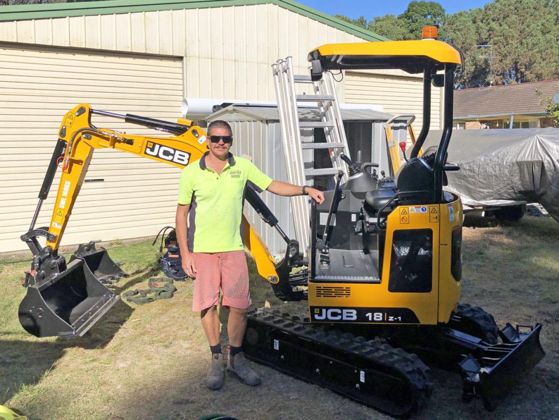 Josh Falk Builder Forster JCB 18Z